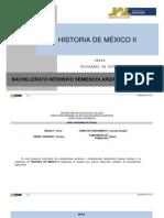 Historia de Mexico II 0