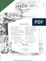 La Revista Blanca (Madrid). 1-8-1900