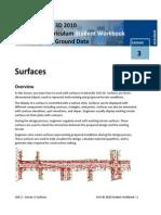 Civil 3D - Create Surface