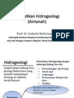 Technical Presentation - Prof. Dr. Sudarto Notosiswoyo (ITB)