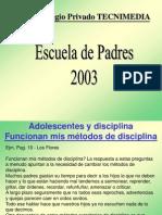 ADOLESCENTES Y DISCIPLINA.ppt