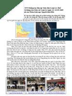 Nhà cầm quyền CSVN thẳng tay đàn áp Giáo dân Loan Lý