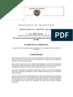 4. resolución 2501 de 2002