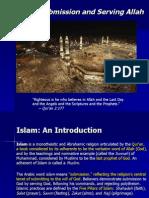 Islam Lecture 1 Nov 21