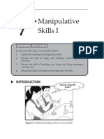 Topic 7 Manipulative Skills I