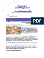 Indexing Update January 2014