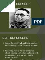 Bertolt Brechet
