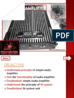 Chapt6 Audio Amplifier