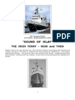 Sound of Islay - The Irish Ferry - Now and Then