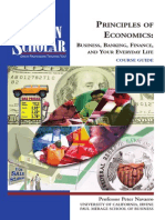 Principles of Economics Business Banking Finance and Your Everyday Life Peter Navarro