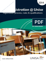 myRegistration-Unisa-2014-CEDU
