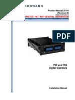 733 Tech Manual