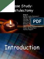 Case Study Fistulectomy Ppt.