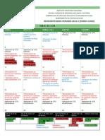 Calendar i o 20142