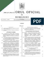 Ordin -2007-0695 Norme Metodologice Privind Performanta Ener