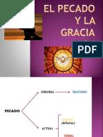 Catequistas - Tema 2 EL PECADO y La Gracia