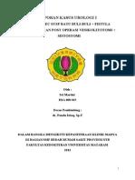 Laporan Kasus Urologi I-revisi