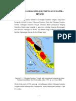 Kerangka Geologi Cekungan Sumatera Tengah
