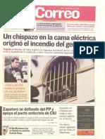 Dossier del periodista Juan Blanco en 'El Correo de Andalucía'
