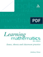 Anthony Orton-Learning Mathematics_ Issues, Theory and Classroom Practice, 3rd Rev.Edition (2004).pdf
