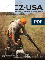 CZ USA 2014 Product Catalog