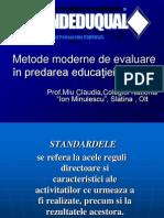 33 Metode Moderne de Evaluare in Arta Plastica