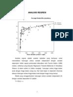 Modul Analisis Regresi