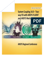 ansys Multiphysics Systems Coupling