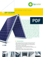 BP Solar 230 Wp Endura Module