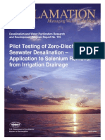 Report135 Pilot Test -Zero Discharge Seawater Desalination