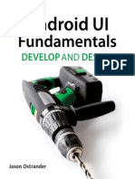 Android UI Fundamentals Develop & Design