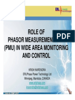 Phasor Measurement Unit