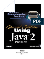 Special Edition Using Java 2 Platform - Que