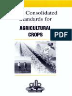 Agreculture Crops Standard