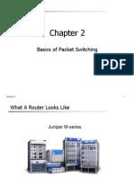2. Basics of Packet Switching