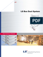 LSIS Bus Duct System Catalog