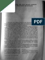 Autour du problème des plus anciens modèles DE CHARIOTS DÉCOUVERTS EN ROUMANIE