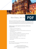 Hot dates, MO WOW rates
