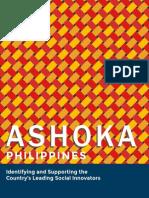 2014 Ashoka Fellow