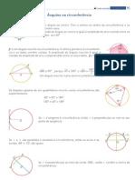 Angulos e Circunferencia
