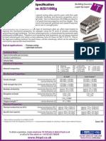 Aluminium Alsi10mg
