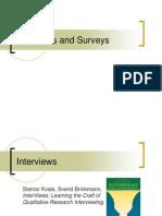 5-InterviewsAndSurveys