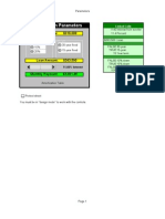 Controls on Sheet