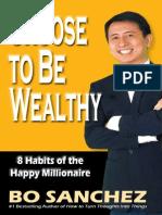 Kerygma_Choose to Be Wealthy