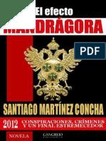 El efecto mandrágora - Santiago Martinez Concha