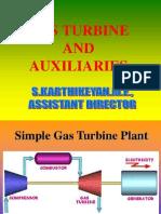 combustor n turbine