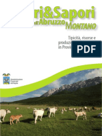Tesori e sapori dell'Abruzzo Montano - Treasures and flavors from Abruzzi's mountains