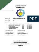 Timbal Balik Fenol-Air Teknik Kimia ITS