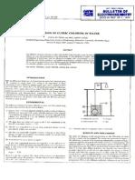 Bulletin of Electrochemistry