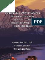 CBAA 30th Annual Convention